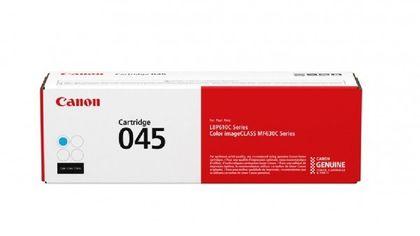 Акция на Картридж лазерный Canon 045H MF610/630 Series Cyan,2200 стр (1245C002) от MOYO