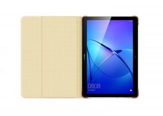 Акция на Чехол для Huawei MediaPad T3 10 flip cover brown от MOYO