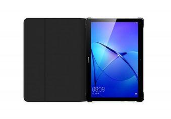 Акция на Чехол для Huawei MediaPad T3 10 flip cover black от MOYO