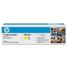 Акция на Картридж лазерный HP CLJ CP1215/CP1515 yellow (CB542A) от MOYO