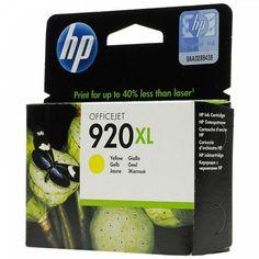 Акция на Картридж струйный HP No.920 XL yellow DJ 6500 (CD974AE) от MOYO