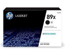 Акция на Картридж лазерный HP LaserJet 89X Black (CF289X) от MOYO