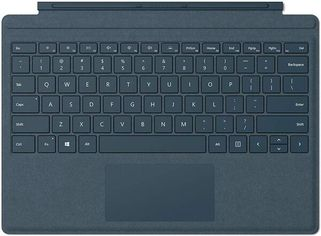 Акция на Чехол-клавиатураMicrosoftдляSurfaceGOTypeCover Commercial Cobalt Blue от MOYO