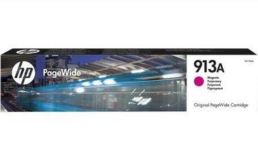 Акция на Картридж струйный HP No.913A PageWide 352/377/452/477 Magenta (F6T78AE) от MOYO