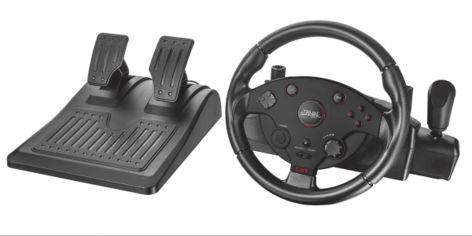 Руль TRUST GXT 288 Racing Wheel (20293) от MOYO