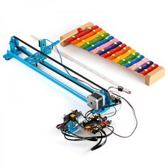 Обучающий конструктор Makeblock Music Robot Kit v2.0 от MOYO