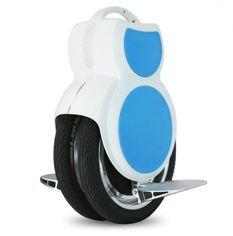 Моноколесо AIRWHEEL Q6 130WH (белый/синий) от MOYO