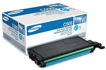Акция на Картридж лазерный Samsung CLP-620/670 series cyan,2 000стр, CLT-C508S/SEE (SU067A) от MOYO