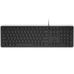 Акция на Клавиатура Dell KB216 Black (580-ADGR) от MOYO