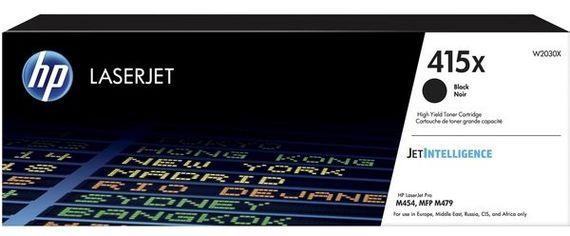Акция на Картридж лазерный HP 415X Black (W2030X) от MOYO