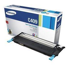 Акция на Картридж лазерный SAMSUNG CLT-C409S/SEE cyan (CLT-C409S/SEE) от MOYO