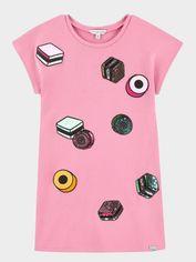 Платье детские  модель MJ818 от INTERTOP