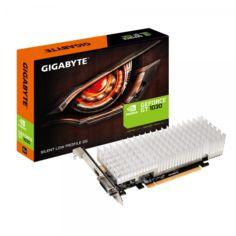Акция на Видеокарта GIGABYTE GeForce GT1030 2GB DDR3 Low Profile Silent (GV-N1030SL-2GL) от MOYO