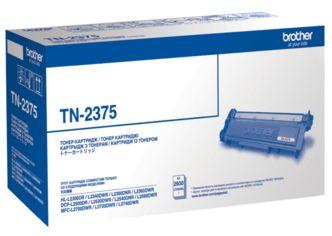 Акция на Картридж лазерный Brother HL-L2360/2365, DCP-L2500/25x0, MFC-L2700/2720/2740, 2600 стр (TN2375) от MOYO
