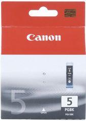 Акция на Картридж струйный CANON PGI-5Bk (0628B024) от MOYO