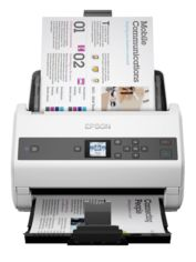 Акция на Документ-сканер Epson WorkForce DS-870 (B11B250401) от MOYO