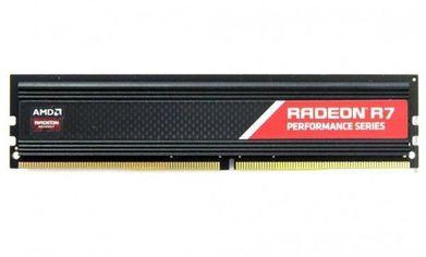 Акция на Память для ПК AMD 4GB DDR4 2400 MHz R7 Performance Series (R744G2400U1S-U) от MOYO