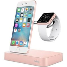 Док-станция Belkin Charge Dock iWatch + iPhone от MOYO