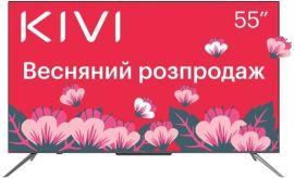Акция на Телевизор Kivi 55U800BU от MOYO