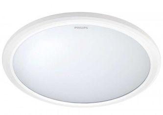 Акция на Светильник потолочный Philips 31817 LED 12W 6500K IP65 White от MOYO