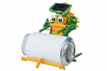 Акция на Робот-конструктор Same Toy Екобот 6 в 1 на солнечной батарее (2127UT) от MOYO