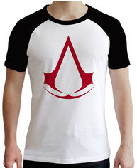 Футболка ABYstyle Assassin's Creed S Белая (ABYTEX446S) от Rozetka