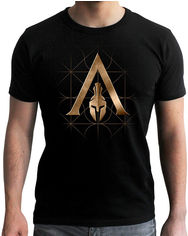 Акция на Футболка ABYstyle Assassin's Creed L Черная (ABYTEX522L) от Rozetka