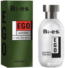 Акция на Туалетная вода для мужчин Bi-es Ego Hugo boss Hugo men 100 мл (5906513001440) от Rozetka
