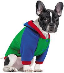 Акция на Толстовка для собак Природа Курт М2 Зеленый (4823082412402) от Rozetka