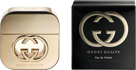Акция на Туалетная вода для женщин Gucci Guilty 30 мл (737052338408) от Rozetka