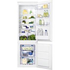 Акция на Холодильник Zanussi ZBB928651S от MOYO