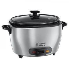 Акция на Рисоварка Russell Hobbs 23570-56 Healthy Rice Cooker от MOYO