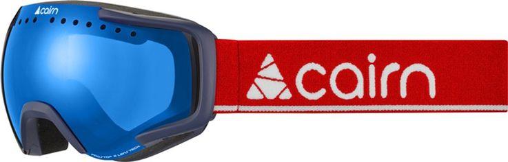 Акция на Горнолыжная маска Cairn Next SPX3I Mat Patriot (0.58066.9.890) от Rozetka