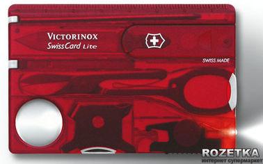Мультитул Victorinox SwissCard Lite (7300) от Rozetka