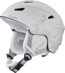 Шлем горнолыжный Cairn PROFIL 55-56 Grey Ornamental (0.60631.020755) от Rozetka