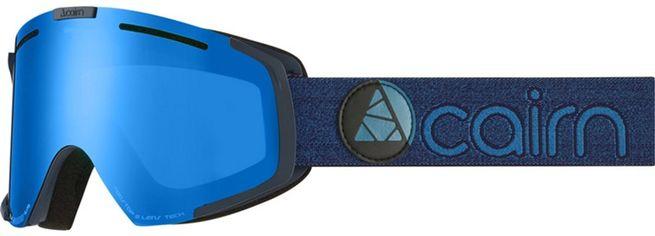 Акция на Горнолыжная маска Cairn Genesis ClX3I Mat Shadow Blue (0.58096.1.8153) от Rozetka