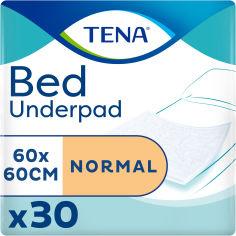 Акция на Одноразовые пеленки впитывающие Tena Bed Normal 60x60 30 шт (7322540525427) от Rozetka