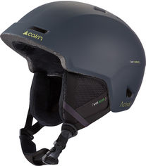 Акция на Шлем горнолыжный Cairn ASTRAL 59-60 Mat Shadow Lemon (0.60614.015359) от Rozetka