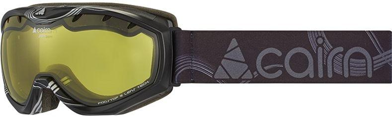 Акция на Горнолыжная маска Cairn Jam SPX1 Black Silver Curve (0.58057.7.6202) от Rozetka