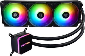 Система жидкостного охлаждения Enermax Liqmax III 360 RGB (ELC-LMT360-ARGB) от Rozetka
