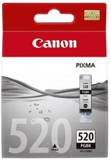 Акция на Картридж струйный CANON PGI-520Bk MP540/ 630 (2932B004) от MOYO