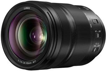 Объектив Panasonic Lumix S 24-105 mm f/4 Macro O.I.S. (S-R24105E) от MOYO