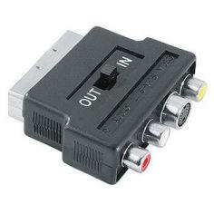 Кабель HAMA 42357 S-VHS+3RCA-Scart(I/O) от Foxtrot