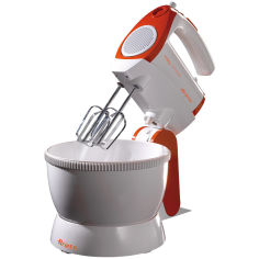Акция на Миксер ARIETE 1565/1 Mixy Professional orange (00C156511AR0) от Foxtrot