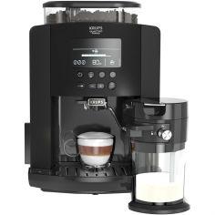 Акция на Кофемашина KRUPS EA819N10 Arabica Latte от Foxtrot