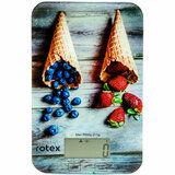 Весы кухонные ROTEX RSK14-P Berry от Foxtrot