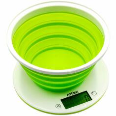Акция на Весы кухонные ROTEX RSK25-P от Foxtrot