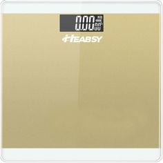 Акция на Весы напольные HEABSY Gold (HB-START-GD) от Foxtrot