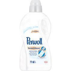 Акция на Гель для стирки PERWOLL для белых вещей 1.8 л (9000101327229) от Foxtrot