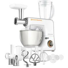 Акция на Кухонная машина SENCOR STM3700WH от Foxtrot